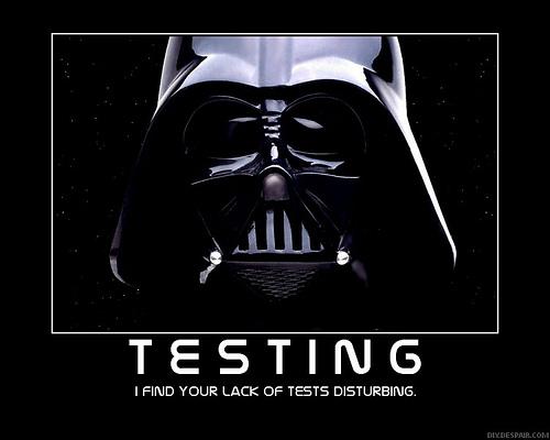 testing acceptance development QA